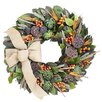Urban Florals Autumn Rustic Vineyard Wreath
