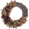 <strong>Urban Florals</strong> Autumn Pomegranate Harvest Wreath