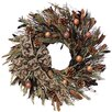 <strong>Urban Florals</strong> Holiday Copper Sparkle Wreath