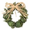 Urban Florals Autumn Wreath