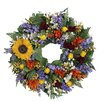 <strong>Urban Florals</strong> Spring / Everyday Tuscan Sunflower Wreath