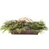 <strong>Holiday Lotus and Willow Desk Top Plant in Planter</strong> by Urban Florals