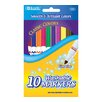 Bazic 10 Color Fine Line Washable Marker Set