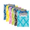 Bazic Standard Size Damask Paperboard Clipboard (Set of 48)