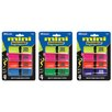 <strong>Bazic</strong> Mini Desk Style Fluorescent Highlighter (Set of 4)