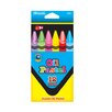 <strong>12 Color Jumbo Oil Pastels Set</strong> by Bazic