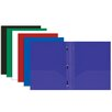 Bazic 2-Pockets Portfolio (Set of 48)