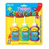 <strong>Neon Color Paint (Set of 3)</strong> by Bazic