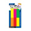 <strong>Bazic</strong> Neon Page Markers (Set of 6)