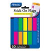 <strong>Neon Color Coding Flags (Set of 10)</strong> by Bazic