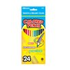 Bazic 24 Color Pencil Set