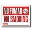 Bazic No Fumar / No Smoking Sign (Set of 24)
