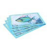 Betsy Drake Interiors Trigger Fish Placemat (Set of 4)