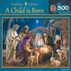Dona Gelsinger A Child is Born 500 Piece Jigsaw Puzzle
