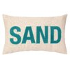 <strong>Peking Handicraft</strong> Nautical Applique Sand Pillow