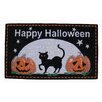 "Peking Handicraft ""Happy Halloween"" Coir Mat"
