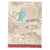 <strong>Peking Handicraft</strong> Owl Kitchen Towel