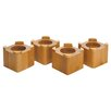 Richards Homewares Bed Risers (Set of 4)
