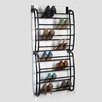 <strong>24 Pair Over the Door Shoe Rack</strong> by Richards Homewares