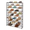 Richards Homewares 50 Pair Standing Shoe Rack