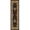 Orian Rugs Inc. Four Seasons Shazad Black Indoor/Outdoor Area Rug