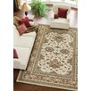 <strong>Anthology Bazine Beige/White Rug</strong> by Orian Rugs Inc.