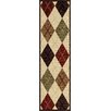 Orian Rugs Inc. Four Seasons Arbor Argyle Indoor/Outdoor Area Rug