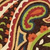 Orian Rugs Inc. Veranda Paisley Outdoor Area Rug