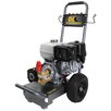 <strong>3600 PSI 4 GPM Cold Water Comet Pump Pressure Washer</strong> by BE Pressure