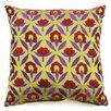 Sabira Bali Ikat Polyester Pillow