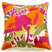 Sabira Gulmahar Linen Pillow