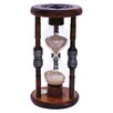 <strong>River City Clocks</strong> 60 Minute Sand Timer Hourglass