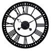 "River City Clocks Oversized 38"" Skeleton Tower Wall Clock"