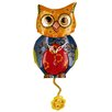<strong>Owl Wall Clock</strong> by River City Clocks