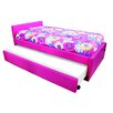 <strong>Alex Twin Trundle Bed</strong> by BOGA Furniture