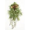 Distinctive Designs All That Glitters Glittered Olive Leaf Swag