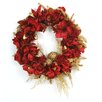 <strong>Distinctive Designs</strong> Amaryllis Wreath