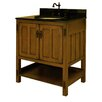 """<strong>American Craftsman 30"""" Bathroom Vanity Base</strong> by Sagehill Designs"""