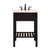 """<strong>Sagehill Designs</strong> Parsons 24"""" Bathroom Vanity Base"""