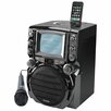 <strong>Karaoke USA</strong> CD+G Karaoke System with TFT Color Screen