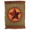 <strong>Manual Woodworkers & Weavers</strong> Western Star Tapestry Cotton Throw