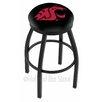 """Holland Bar Stool NCAA 25"""" Swivel Bar Stool with Cushion"""
