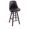 "Holland Bar Stool Grizzly 24"" Counter Bar Stool with Cushion"