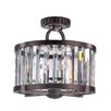 <strong>Foster 4 Light Chandelier</strong> by Kalco