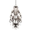 Kalco Palladium 15 Light Chandelier