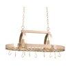 <strong>Kalco</strong> 2 Light Hanging Pot Rack