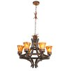 Kalco Marlowe 6 Light Chandelier