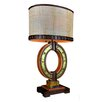 "<strong>Aspen 32"" H Table Lamp with Drum Shade</strong> by Kalco"