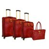 Sutton Place 4 Piece Luggage Set