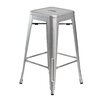 """Aeon Furniture Industrial Classics Galaxy 26"""" Counter Stool (Set of 2)"""